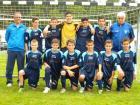 U-15-ös bajnoki cím VAFA 2014